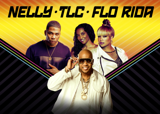 Nelly, TLC & Flo Rida at Don Haskins Center