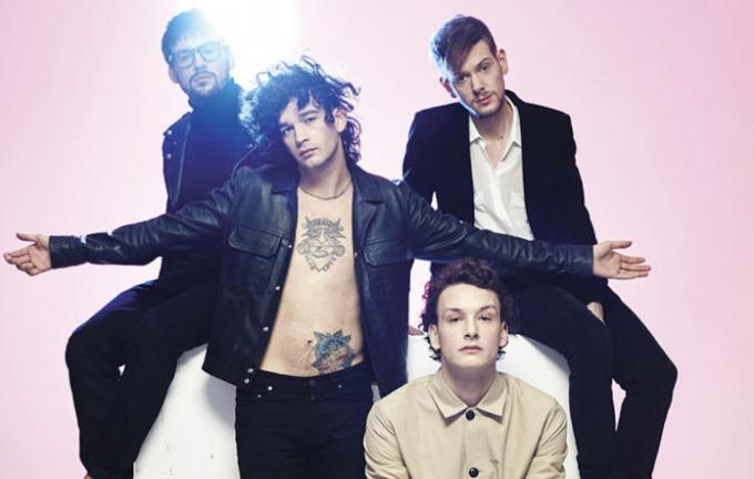 The 1975 [CANCELLED] at Don Haskins Center