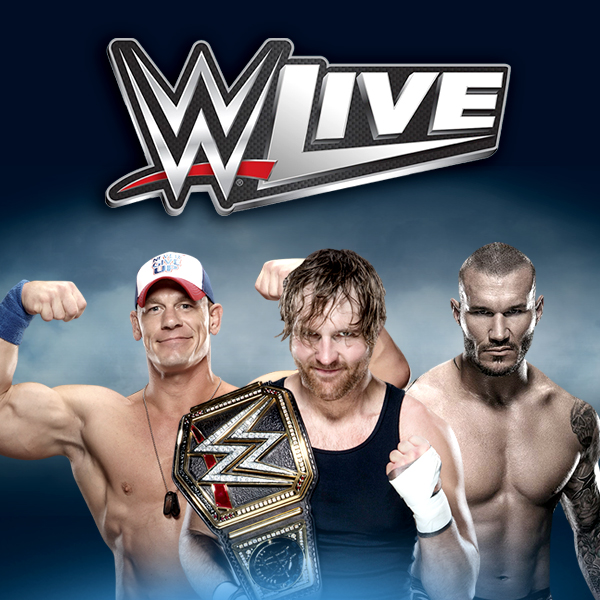 WWE: Live at Don Haskins Center