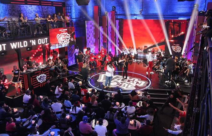 Nick Cannon Presents: MTV Wild N Out Live [CANCELLED] at Don Haskins Center